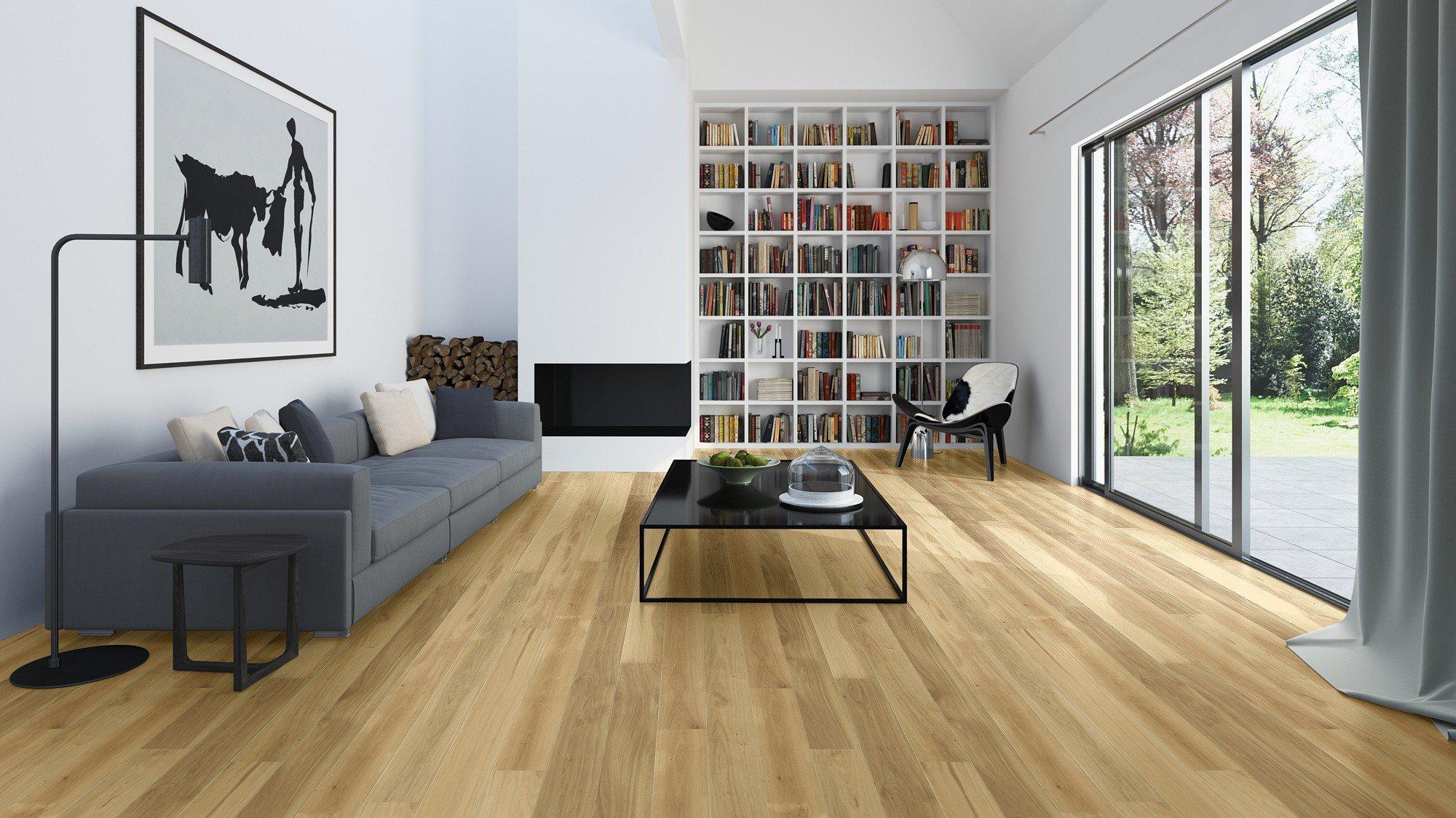 Sàn gỗ tự nhiên Quickstep PAL1472 Su