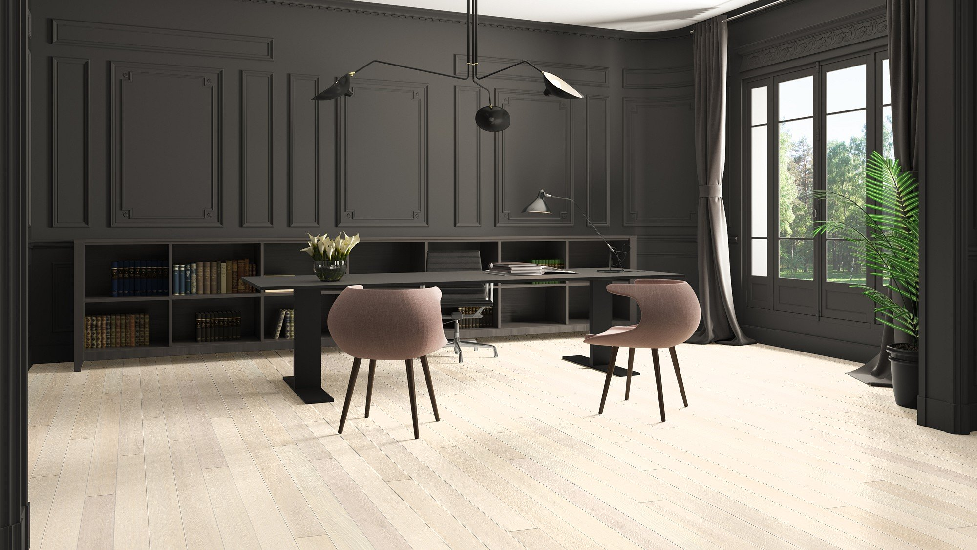 Sàn gỗ tự nhiên Quickstep PAL3884 Su